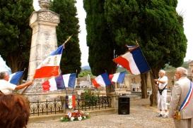Bastille Day in the village