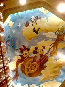 Disney Ceiling