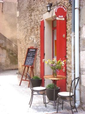 L'Amandier restaurant