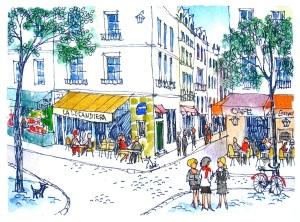 Cnr Rue de Turenne