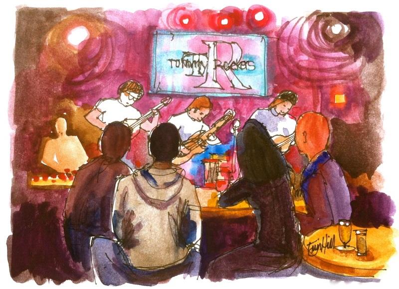 Tommy Rockers Las Vegas