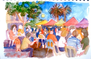 Night Food Markets