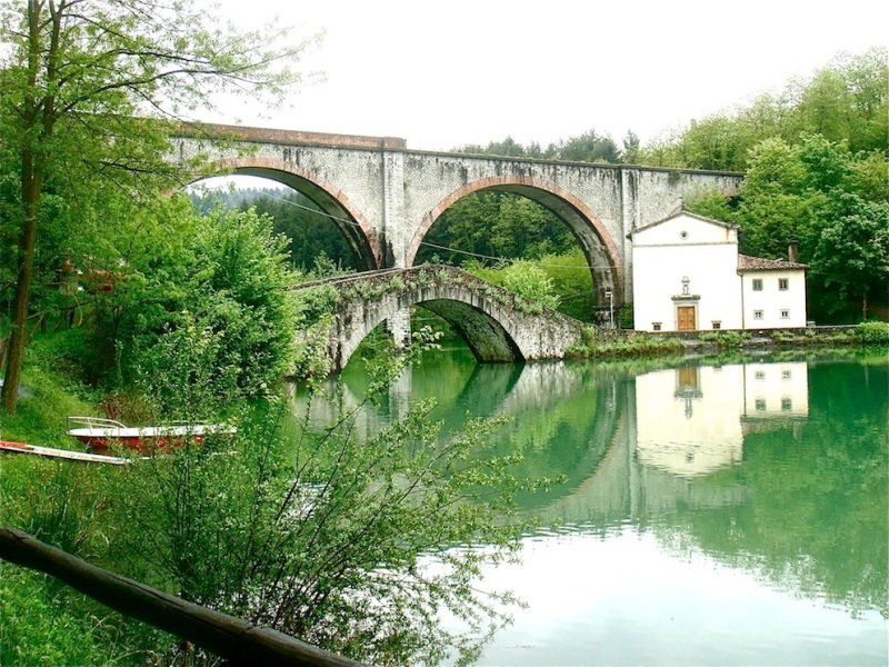 Ponte Cosi near Barga