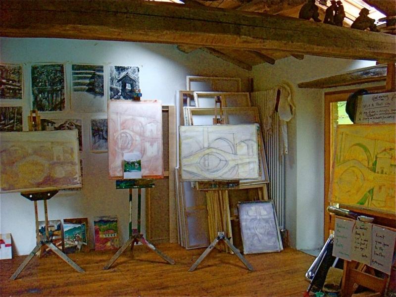 Studio, Barga Italy