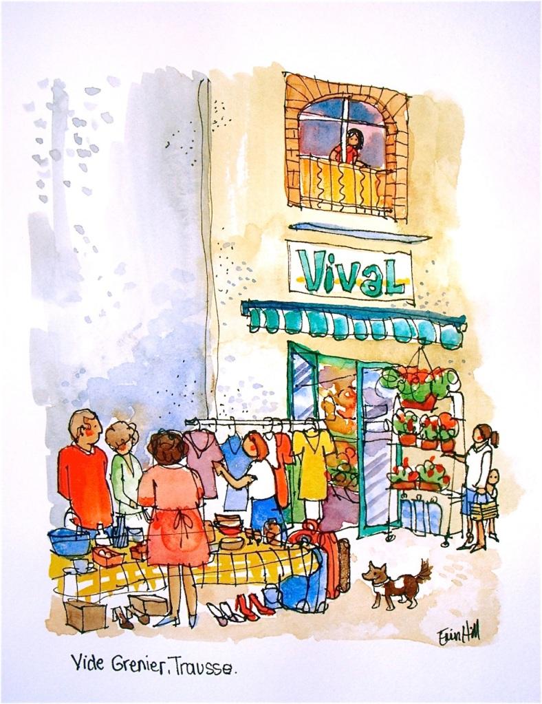 Vival Supermarche & Vide Grenier