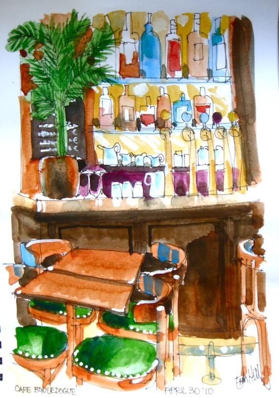 Cafe Bouledogue