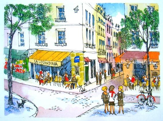 Cnr Rue de Turrenne