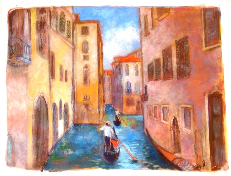 New brighter Venice