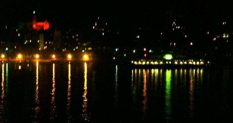 Manly Ferry, St Patricks, Reflections