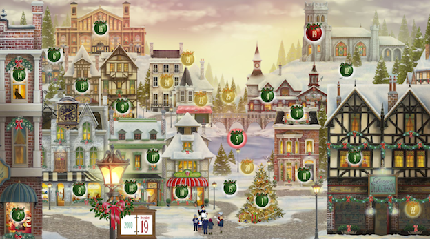The Most Glorious Advent Calendar