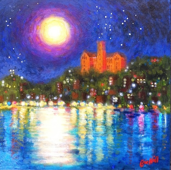 Moonlight Over Manly