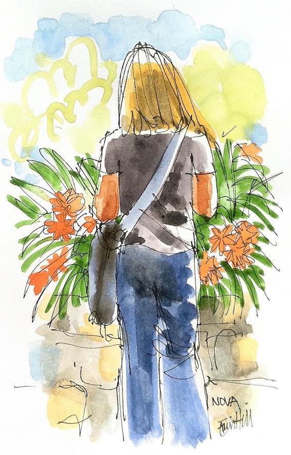 Nova & the Orange Lilies