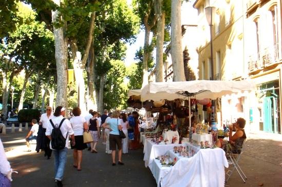 Provence markets