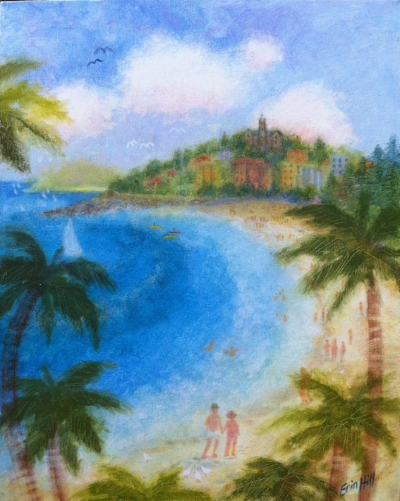 Tropical Manly - decorative