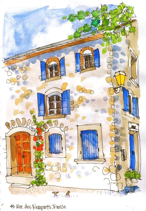 45 Rue des Remparts Trausse