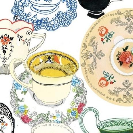 Pretty china