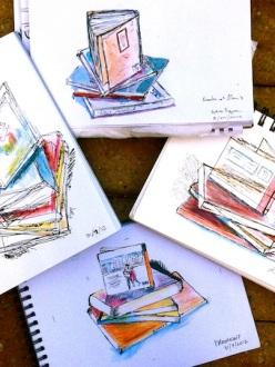 Book's & angles