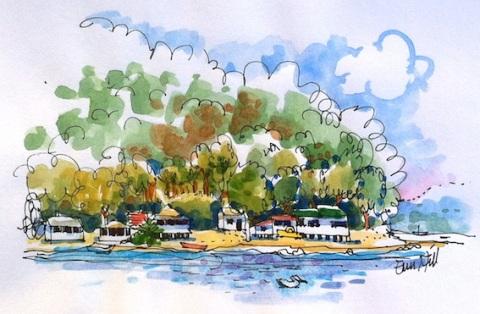 Fishing Cottages Patonga