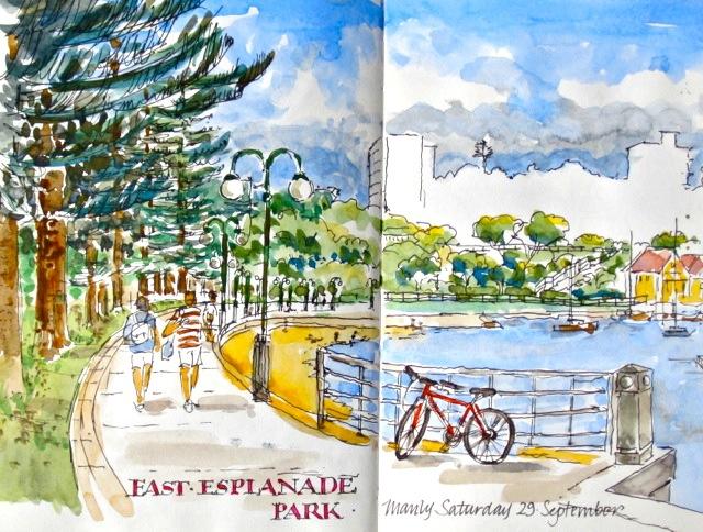 Ethna, East Esplanade Manly