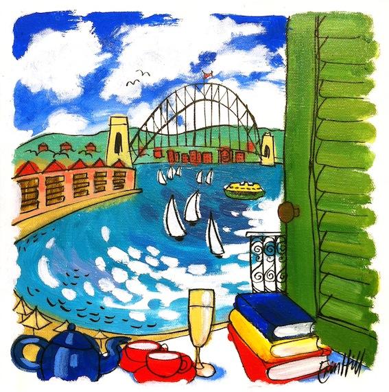 French Window to Sydney