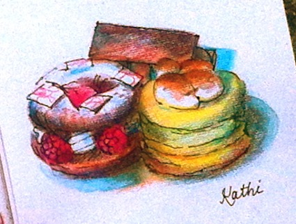Sketch your Cake by Kathi