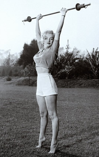 Sketcher Fitness with Leonie ( and Marilyn )