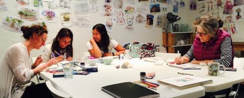 Studio class