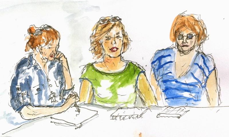 Monica, Erin and Ann