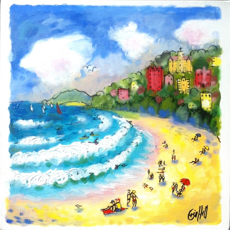 Manly Beach Surf.