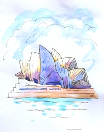 Opera House by Annie