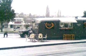 Stir Cafe at Boat Harbour