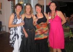 Barb, Karen, Toni, Jenny M