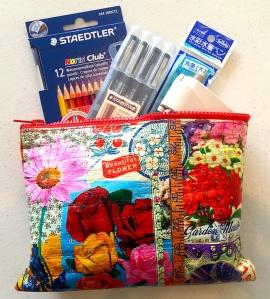 Little zipper bag for all your Kit.