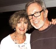 Milton & I at Coconut aperitifs