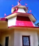 Temple rooflines