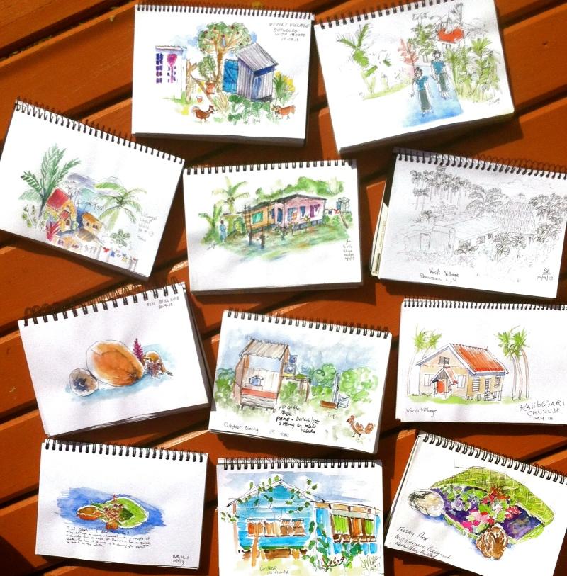 Vivili Sketches