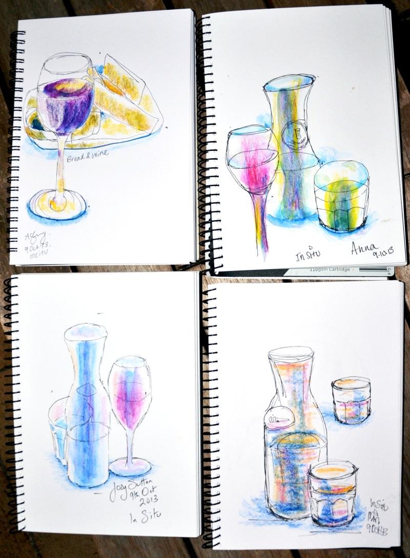 Wed InSitu sketches