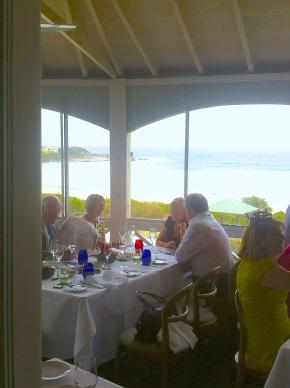 The main restaurant .- Pilu JPG