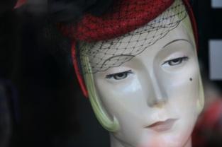 Art deco mannequin, Napier NZ