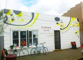 Cafe Fusion, Ashurst Palmerston North