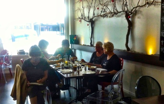 Lunch at Vine Eatery