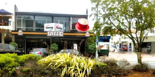 Sierra Cafe, Taupo
