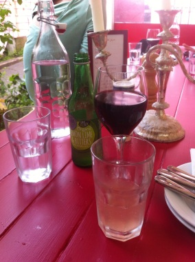 Table setting, Pipi's Havelock North NZ
