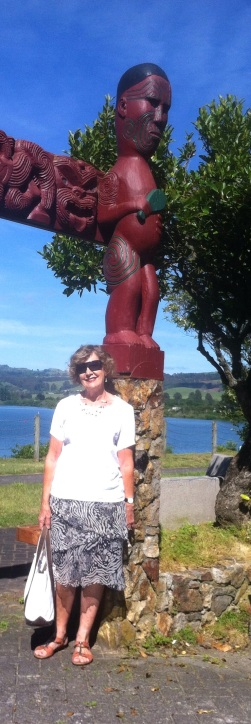 Taupo. .On the way to Stir Cafe