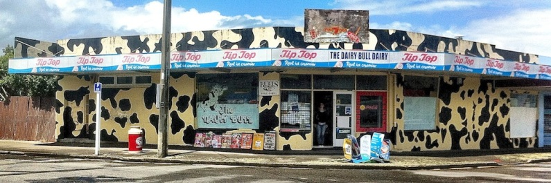 The Dairy Bull Dairy