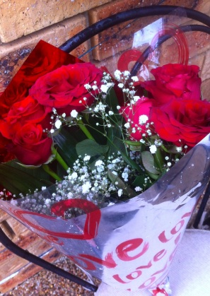 Red Roses for you.