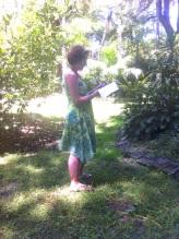 Sketching among the trees