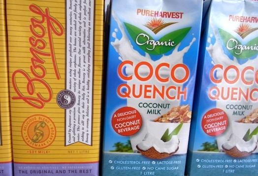 Milk choices