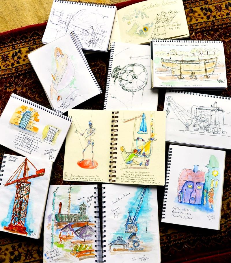 Thursday Sketches