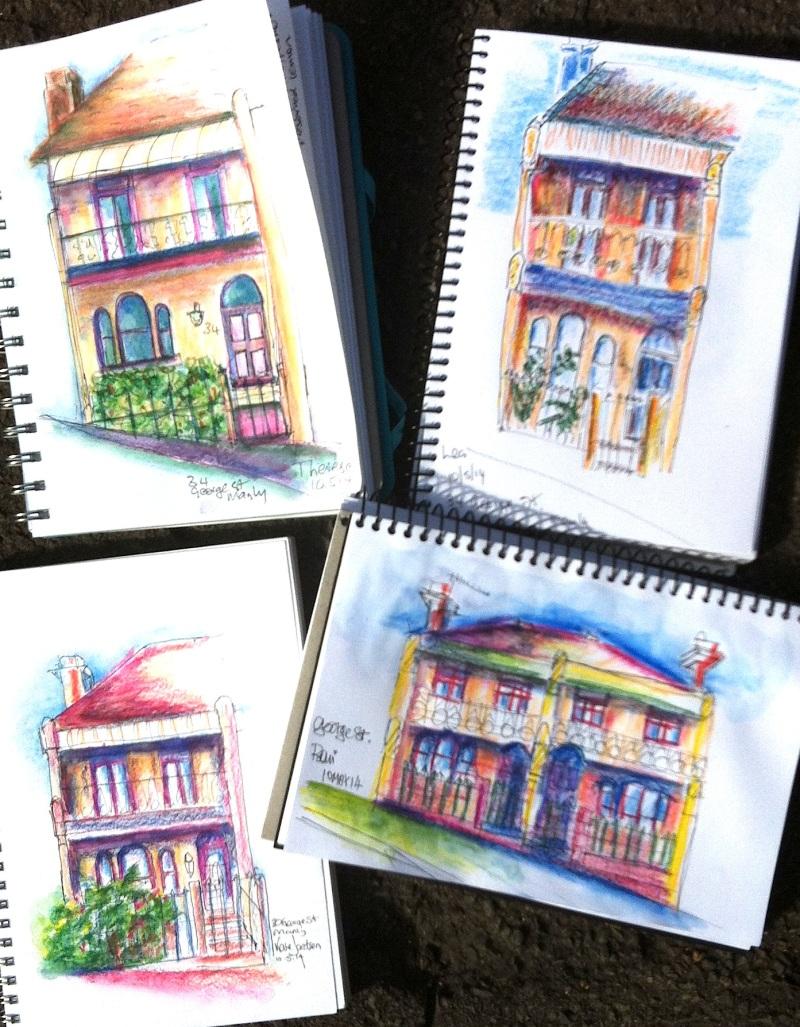 Saturday Terrace Sketch copy 3